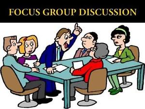 French Students Paid Focus Group!! $90 Cash for 2 hours!!