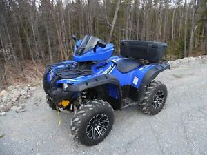 2014 Grizzly 700 Limited Edition