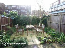 **ALDGATE EAST/BRICK LANE,E1**SPACIOUS 4 BED DUPLEX WITH PATIO