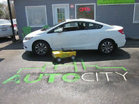 2013 Honda Civic...$103+ Tax Biweekly for 84 Months