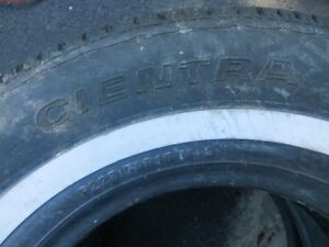 Set of 2 Cientra Steel Belted Tires London Ontario image 5