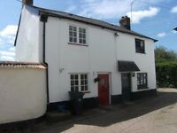 One bedroom cottage to rent in Stoke Canon, near Exeter.