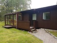 Chalet near Aviemore, Last 2 Weeks in June 2017 only. You Could Own Two Weeks Every Year for Free!