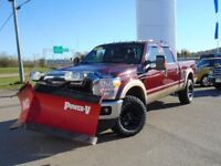 2011 Ford Super Duty F-250 SRW V-PLOW INCLUDED!!! KENWOOD STEREO