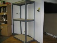 Industrial Steel Shelving/Racking