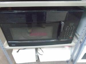 1000979 FOUR MICRO-ONDES / HOTTE KENMORE MICROWAVE / HOOD