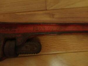 Heavy Duty Pipe Wrench London Ontario image 2