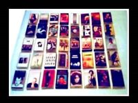 MUSIC CASSETTE TAPES - ALBUMS (40) - FOR SALE