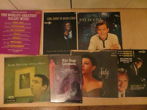11 Assorted Records