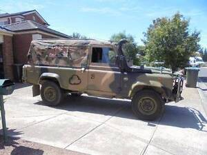 1988 Land Rover One Ten Ute Hoppers Crossing Wyndham Area Preview