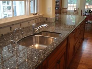 FIRST CHOICE KITCHEN BATHROOM COUNTERTOPS $35 INST.