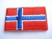 Aufnäher Norwegen