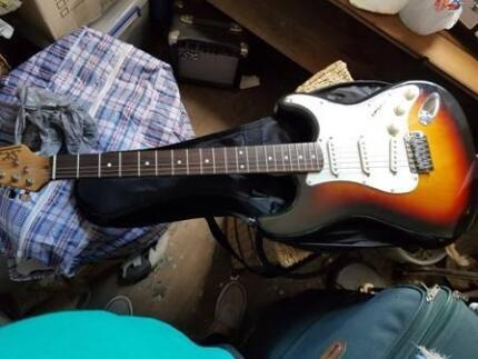 Electric Guitar in absolutely great condition
