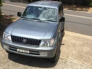 Toyota Prado 4x4 Landcruiser for sale - Sydney  Woolloomooloo Inner Sydney Preview