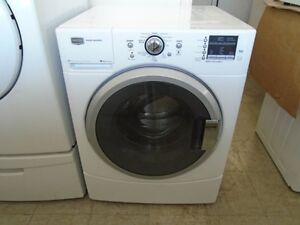 LAVEUSE CHARGMENT FRONTAL / FRONT LOAD WASHER