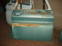 1964-66 Chevy or gmc truck doors, best possible condition needed