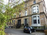 * NO HMO* Three Bedroom Unfurnished Property Crown Gardens, Glasgow's West End (ACT 508)