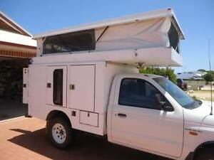 4x4 camper motorhome go anywhere fully sellf contained Dawesville Mandurah Area Preview