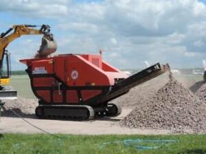 Red Rhino Mini Crusher 7000 series/ 3 way Screener