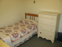 Nice bedroom close to UNB and STU