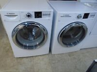 DUO LAVEUSES,SECHEUSE AU VAPEUR / DUO STEAM WASHER,DRYER