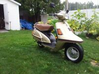 Mobylette 180cc