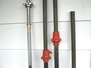 WEIGHT LIFTING BARS, WEIGHTS, WEIDER POWER TWIST SPRINGS ETC