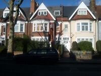 Lovely one bed room flat on 2nd floor of period property