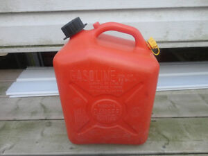 Gasoline Container / Can