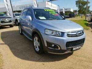 2015 Holden Captiva 7 LTZ CG Auto AWD MY15 Young Young Area Preview