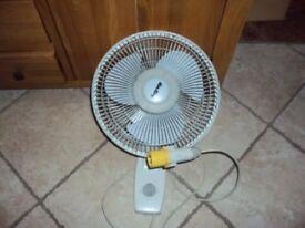 Fan - 3 speed - industrial 110 Volt