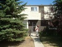 RENOVATED 3 bedroom townhouse in North Edmonton