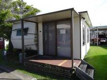 On site semi permanent van in park Greenwell Point Shoalhaven Area Preview
