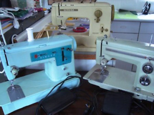 Sewing machines all brands singer Kenmore viking ect