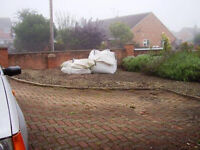 Free used gravel