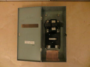 Circuit Breaker Panel - Safe - Lockout