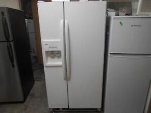 Refrigerateur Kenmore cote a cote / Kenmore refrigerator side by side
