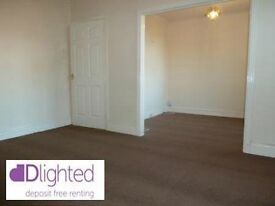 Deposit free renting - 2 bedroom flat with garage on Verne Road - £870 move in with Dlighted