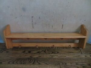 Solid Oak Shelf London Ontario image 1