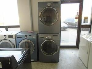 SET SAMSUNG VRT WASHER AND DRYER****DUO LAVEUSE / SECHEUSE SAMSUNG VRT