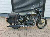 Royal Enfield Tribute 500 Ltd the last one