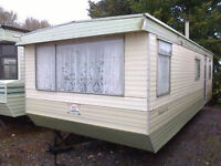 Static caravan for sale, off-site, pre-owned ABI Phoenix 26 x 10 ft 2 bedrooms, good condition