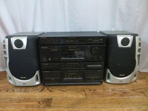 Stereo Double Cassette
