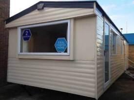 Static Caravan Clacton-on-Sea Essex 2 Bedrooms 6 Berth Delta Primero 2008 St