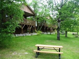 BIG WHITESHELL Deluxe Lakefront Cottage Getaway