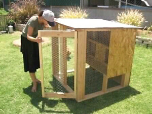 Custom small animal enclosures