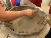 Beginners Clay Building 29th April 2018