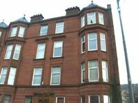 2 Bedroom top floor Furnished - Unfurnished flat to rent on Craigpark, Dennistoun, Glasgow East
