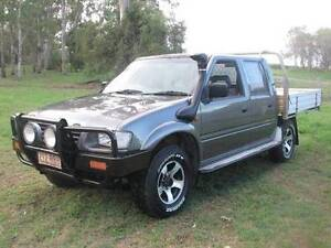 1997 Holden Rodeo 4x4 Turbo Diesel Dual Cab Ute Childers Bundaberg Surrounds Preview