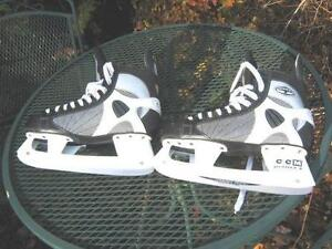 CCM 255 TACKS HOCKEY SKATES & MISSION PURE LITE SKATES